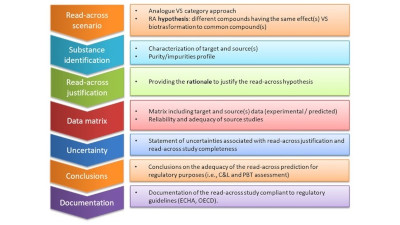 Filling data gaps by Read‐across: a minireview on its application, developments and challenges